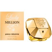 Perfume Feminino Lady Million Paco Rabanne Eau de Parfum 80ml