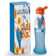 Perfume Feminino Moschino i Love Love Eau de Toilette 100ml