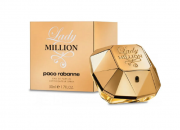 Perfume Feminino Lady Million Paco Rabanne Eau de Parfum 50ml