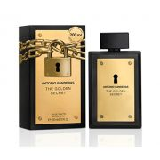 The Golden Secret Antonio Banderas Perfume Masculino 200ml