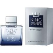 King Of Seduction Antonio Banderas Perfume Masculino 30ML