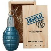 Perfume Masculino 100ml Arsenal Blue Eau de Parfum