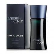 Perfume Masculino Armani Code Pour Homme Eau de Toilette 50ml