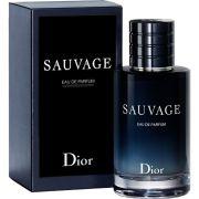 Perfume Masculino Sauvage Dior - Eau de Parfum 100ml