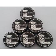 Pomadas Black Fix Preta Soft 150g 12 Unidades