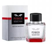 Power of Seduction Antonio Bandeiras - Perfume Masculino 50ml