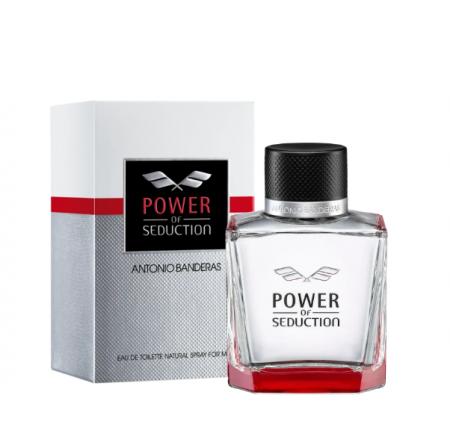 Power of Seduction Antonio Banderas Eau de Toilette - Perfume Masculino 200ml