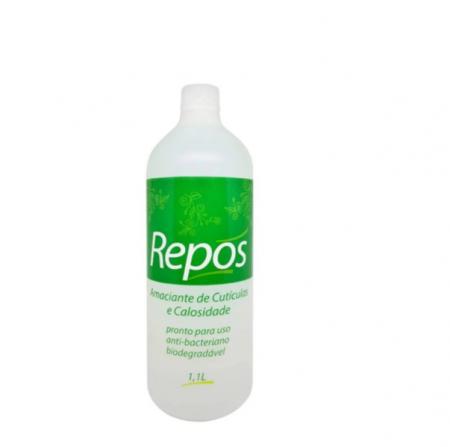 Repos-Amaciante Amolecedor Cutículas e Calosidades 1,1 L
