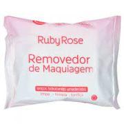 Ruby Rose Lenço Umedecido Removedor de Maquiagem