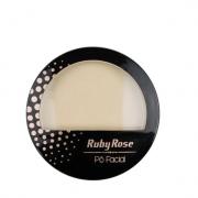 Ruby Rose Pó Facial - Escolha sua Cor