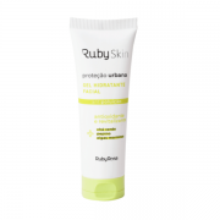 Ruby Rose RubySkin Gel Hidratante Proteção Urbana - 50g