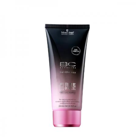 Schwarzkopf BC Bonacure Fibre Force Fortifying - Shampoo sem Sulfato 200ml