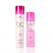Schwarzkopf Professional BC Bonacure pH 4.5 Color Freeze Micellar - Shampoo 250ml+Spary Conditioner 200ml