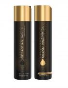 Sebastian Dark Oil Kit Shampoo 250ml + Condicionador 250ml