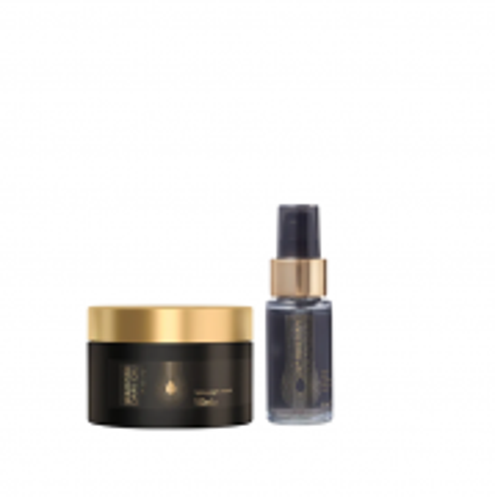 Sebastian Professional Dark Oil - Mascara 150ml+Oil Capilar 30ml