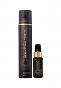 Sebastian Professional Dark Oil - Perfume para Cabelo 200ml + Óleo Capilar 30ml
