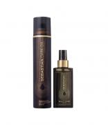 Sebastian Professional Dark Oil - Perfume para Cabelo 200ml + Óleo Capilar 95ml