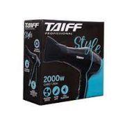 Secador de Cabelo Taiff Style 2000W 127V