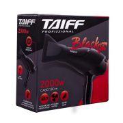 Secador Taiff Black Ion 2000W 110V