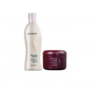 Senscience Shampoo Silk Moisture 300ml+Mascara Inner Restore intensif 150ml