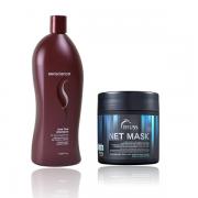 Senscience Shampoo True Hue 1L+Truss Net Mask 550g