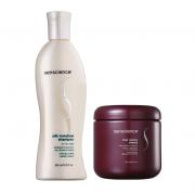 Senscience Silk Moisture Shampoo 300ml+Máscara Inner Restore Intensif 500ml