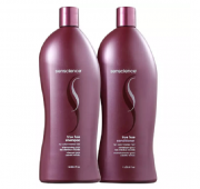 Senscience True Hue kit Shampoo + Condicionador 1L
