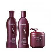 Senscience True hue Shampoo 300ml+Condicionador 280ml+Inner Restore 500ml