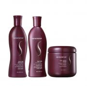 Senscience True Hue Shampoo 300ml+Condicionador 280ml+ Inner Restore intensif 500ml