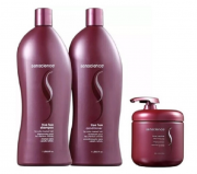Senscience True Hue Shampoo+Condicionador 1L+Masc inner restore  500gr