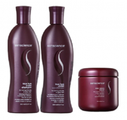 Senscience True Hue Violet Shampoo  1L + Condicionador 1L + Masc intensif  500gr