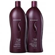 Senscience True Hue Violet Shampoo + Condicionador 1L