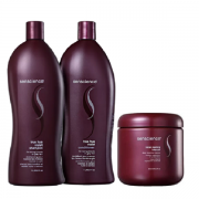 Senscience True Hue Violet Shampoo+Condicionador 1L+Masc intensif  500gr