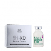 SHRD Nutra-Therapy Protein Creme Leave-in 80ml+Miracle Luminous Eixir 25ml
