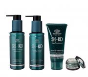 SH-RD Nutra-Therapy Shampoo+Condicionador 100ml+Mascara 70ml+Leave-in Restaurador 10ml
