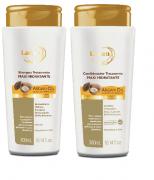 Shampoo + Condicionador Lacan Argan Oil 300ml