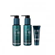 SHRD Nutra-Therapy Shampoo+Condicionador 100ml+Leave-in Restaurador 15ml