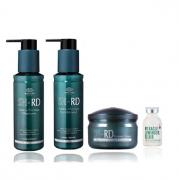 SHRD Nutra-Therapy Shampoo+Condicionador 100ml+Leave-in Restaurador 80ml+Luminous Elixir 25ml