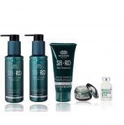 SHRD Nutra-Therapy Shampoo+Condicionador 100ml+Mascara 70ml+Leave-in Restaurador 10ml+Luminous Elixir 25ml