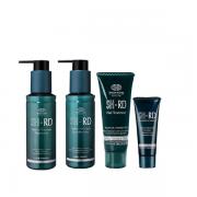 SHRD Nutra-Therapy Shampoo+Condicionador 100ml+Mascara 70ml+Leave-in Restaurador 15ml