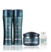 SHRD Nutra-Therapy Shampoo+Condicionador 250ml+Protein Cream 80ml+Miracle Luminous Elixir 25ml
