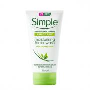 Simple Sabonete Facial Cremoso 150ml