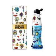 So Real Chic and Cheap Moschino Eau de Toilette Perfume Feminino 100ml