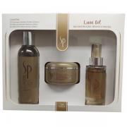 Sp System Professional Kit Luxe Oil Keratin Trio (3 Produtos)