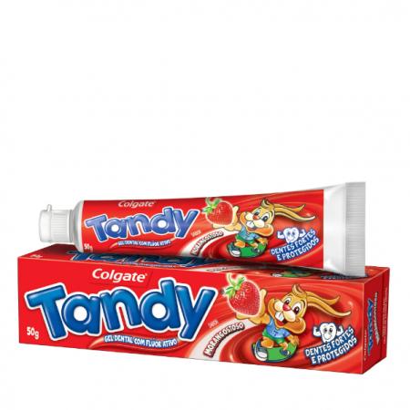 Tandy Creme Dental Morangostoso - 50g