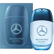 The Move Mercedes Benz Perfume Masculino - Eau de Toilette - 100ml