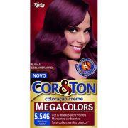 Tintura Cor&ton 5546 Vermelho Amora