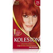 Tintura Koleston Wella 7744 Vermelho Super Intenso