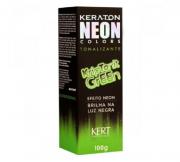 Tonalizante Keraton Neon Colors  Kripitonit Green 100g