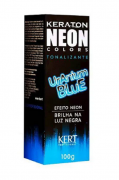 Tonalizante Keraton Neon Colors Uranium Blue 100g
